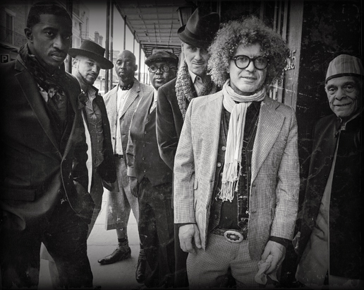 The Beggar's Ball ft. Preservation Hall Jazz Band