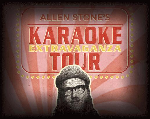 Allen Stone's Karaoke Extravaganza